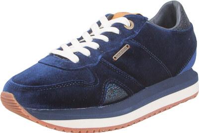 09d5115cb52 Pepe Jeans PLS30786 Zion Velvet 596 Airforce blu - Glami.gr