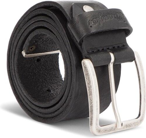 9b347656bd9 Ζώνη Ανδρική WRANGLER - Metal Tip Belt W0B60U101 85 Black - Glami.gr