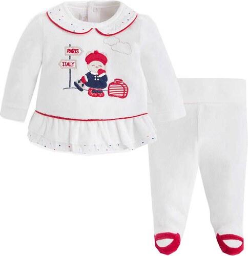cd3c02c7a08 Σετ φορμες βελουτέ Mayoral 1702519 - κοκκινο Girl 0-12 months - Glami.gr