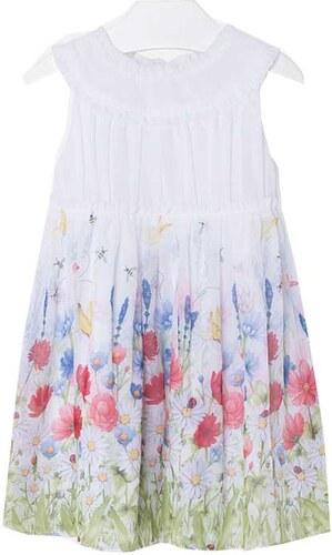 Φορεμα γαζα λουλουδια Mayoral 2803986 - πετουνια Girl 2-7 years ... b7f3f9f7b4f