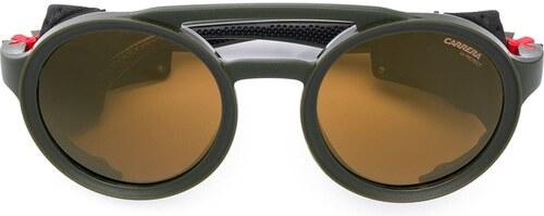 d486df379 Carrera HyperFit round sunglasses - Green - Glami.gr