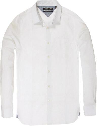 Ανδρικό Πουκάμισο Funky Buddha Λευκό 5415235005 - Glami.gr 5e6f5f7bc05
