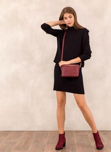 563974e49498 The Fashion Project Two pieces πλεκτό - Μαύρο - 05620002013 - Glami.gr