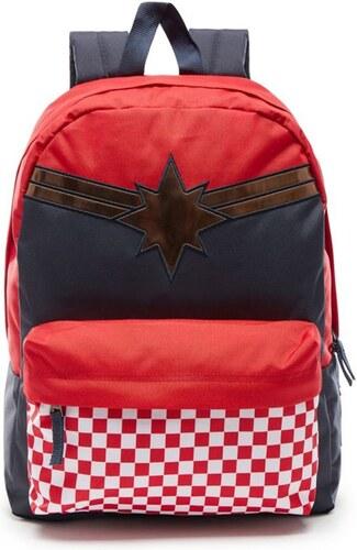 0745f83651 VANS Τσάντα πλάτης Captain Marvel - Glami.gr