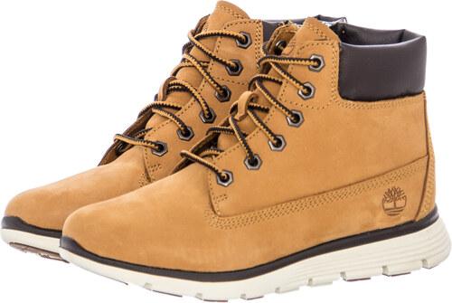 fd8e5249883 Timberland Παιδικά Παπούτσια A17RI Κίτρινο Δέρμα Νούμπουκ - Glami.gr