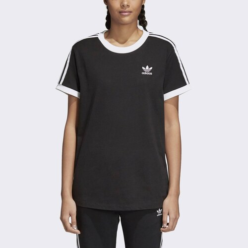dedccb6f9fac adidas Originals 3-Stripes Women s Tee - Γυναικείο Μπλουζάκι - Glami.gr