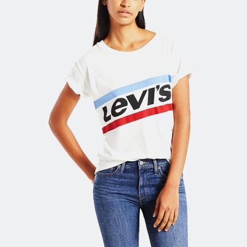 Levis Graphic Boyfriend Tee New Logo Cloud  2944812ad16