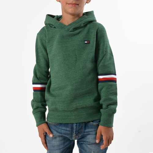 47c37d36772 Tommy Jeans Tommy Hilfiger Signature Sleeve Hoodie - Παιδικό Φούτερ ...