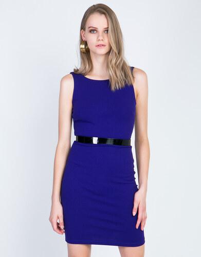 Lynne Μίνι φόρεμα με ανοιχτή πλάτη - Glami.gr 4b1993136d8
