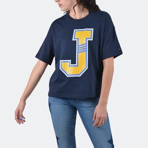 bafdc1ada751 Tommy Jeans Oversized T-shirt για Στυλάτες Γυναίκες - Glami.gr