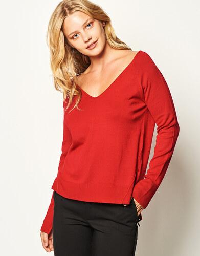 7c0051d3e13c Lynne Ασύμμετρη πλεκτή μπλούζα - Glami.gr