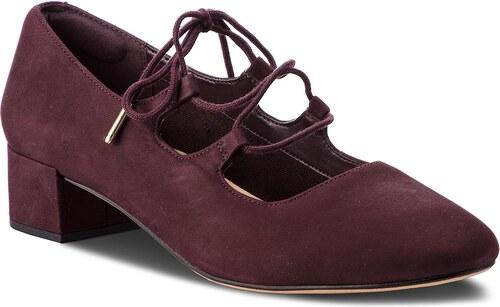 Κλειστά παπούτσια CLARKS - Orabella Sofia 261349674 Aubergine - Glami.gr cdd09e8bd43
