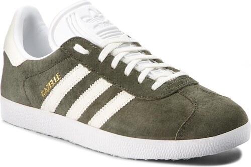 0395dd8c0ec Παπούτσια adidas - Gazelle B41649 Basgrn/Owhite/Ftwwht - Glami.gr