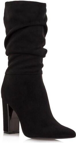88de91c2979 Exe Shoes Γυναικεία Παπούτσια Μπότα PATRICIA-930 Μαύρo Καστόρι H27009305004  exe shoes patricia-930