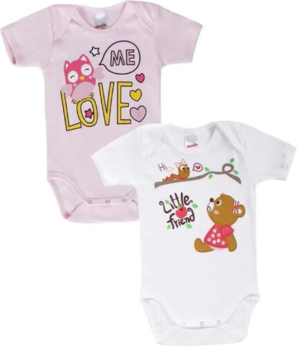 Minerva Φορμάκι Baby Κμ Κορίτσι Love - Διπλό Πακέτο Πολύχρωμο - Glami.gr 4912ab713b8