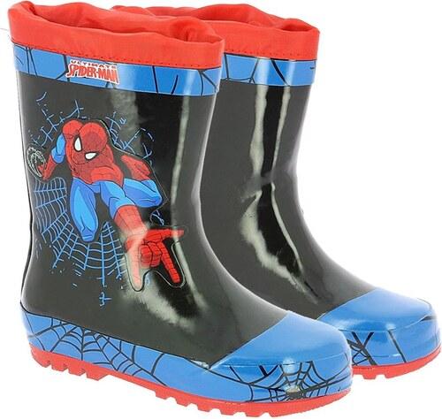 11b80a9f555 Parex Παιδική Γαλότσα Spiderman Μπλε - Glami.gr