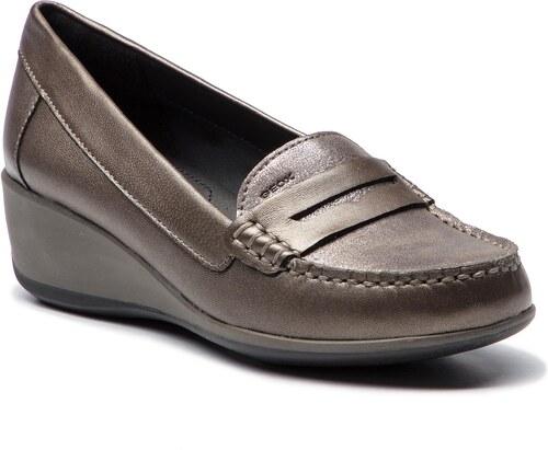 d9816790591 Κλειστά παπούτσια GEOX - D Arethea B D621SB 0BVAR C9003 Lead - Glami.gr