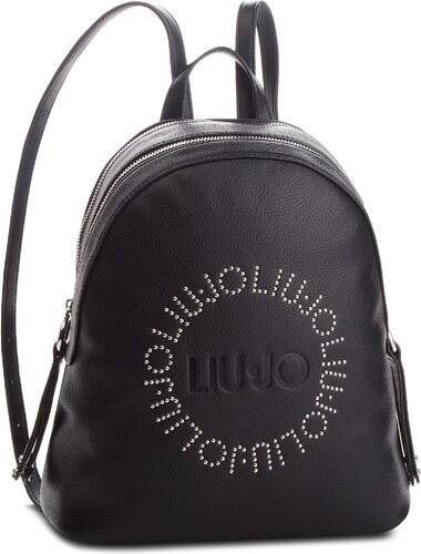 86dd679a36 Σακκίδιο LIU JO - M Backpack Colorad N68215 E0037 Nero 22222 - Glami.gr