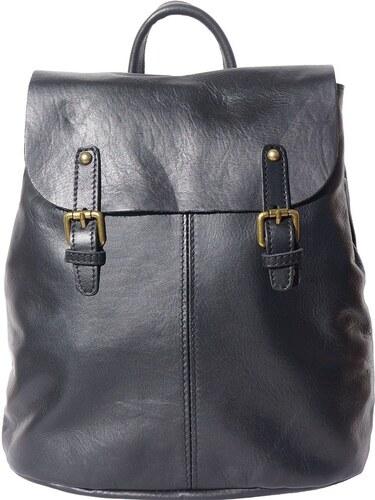 Δερματινη Τσαντα Πλατης Vara Firenze Leather 3010 Μαύρο - Glami.gr 1b3b569bdab