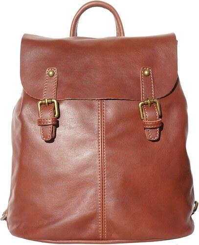 Δερματινη Τσαντα Πλατης Vara Firenze Leather 3010 Καφε - Glami.gr aeb145f821d