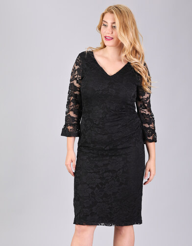 e-xclusive Εφαρμοστό φόρεμα σε δαντέλα - Glami.gr 450012a69d4