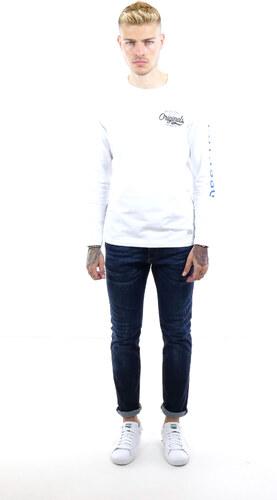 f131bf93c73b Jack   Jones Originals Λευκή Μπλούζα Fara 12141543 - Glami.gr