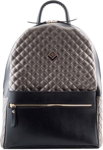 Lovely Handmade Backpack Basic Metallic Gunmetal 5BP-LM-38 - Glami.gr 678fe976deb