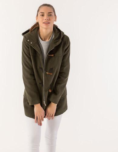 Issue Fashion Παλτό σε στυλ μοντγκόμερι με κουκούλα και φερμουάρ ... 22ec9868a83