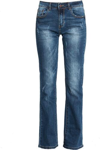 b2fd286fdd6 Celestino Τζιν παντελόνι καμπάνα με σκισίματα SD664.1073+1 - Glami.gr