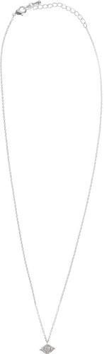 Celestino Κολιέ με λεπτή αλυσίδα και ματάκι με ζιργκόν SD1630.A124+1 ... 845531d7c00