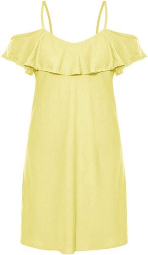 c873976ca88b Celestino Mini Lyocell φόρεμα με ακάλυπτους ώμους και βολάν SD7810.8001+2