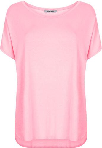 5a92c518703e Celestino Plus size μπλούζα με καμπύλη στο τελείωμα SD4694.4001+7 ...