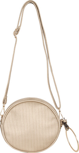 Celestino Στρογγυλή ανάγλυφη τσάντα με κρίκο WL1460.A775+5 - Glami.gr bc742f9ec9e