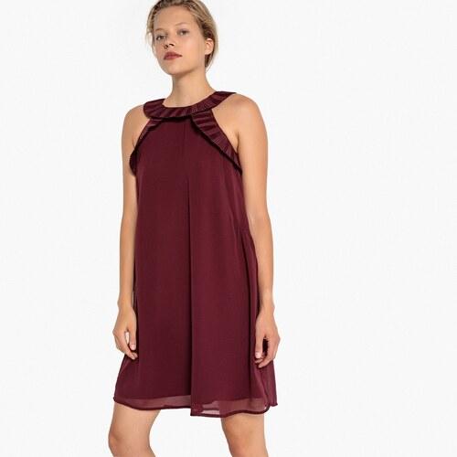 MADEMOISELLE R Αμάνικο φόρεμα σε εβαζέ γραμμή - Glami.gr ab3361da3c9