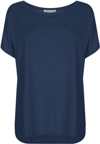 98a3ca9be9bf Celestino Plus size μπλούζα με καμπύλη στο τελείωμα SD4694.4001+10 ...