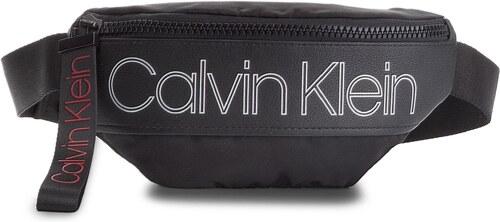 Τσαντάκι μέσης CALVIN KLEIN - Double Logo Waistbag K50K503899 001 ... 2def69c65ab