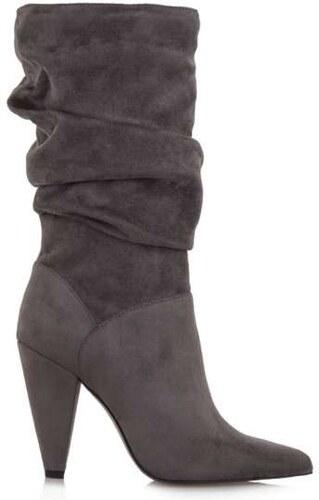 f98e6ee5ab5 -49% Exe Bruna-855 Γκρι Καστόρι Γυναικείες Μπότες Exe bruna-855 grey  jl6001-18