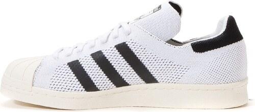 new products 9fb1a ee1a5 Men Adidas Originals - Superstar 80s Primeknit S82779 Sneakers Ανδρικό  Λευκό - Μαύρο