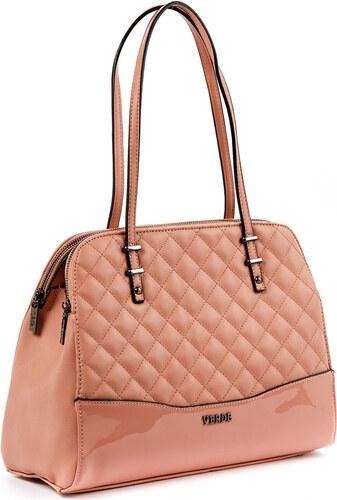 5c03a5f276 Τσάντα γυναικεία Ωμου Verde 16-4861-Ροζ 16-4861-Ροζ - Glami.gr