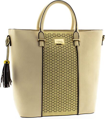 Τσάντα γυναικεία Verde 16-3460-Εκρου 16-3460-Εκρου - Glami.gr a7170494f31
