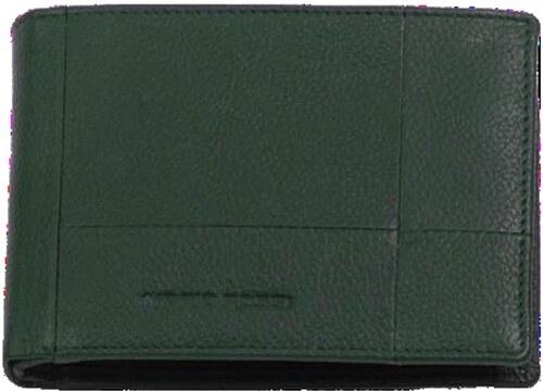 fd07be3b5e Πορτοφόλι Mario Rossi πράσινο δερμάτινο 5041 - Glami.gr