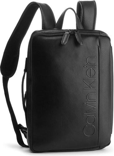 b310333053 Σακκίδιο CALVIN KLEIN - Elevated Logo Conv Backpack K50K503882 001 ...