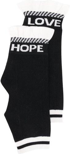 Dorothee Schumacher graceful stripes socks - Black - Glami.gr 69f009c2997