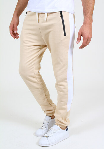8b7e618d5189 Be-casual Ανδρική Φόρμα Speed Beige Small - Glami.gr