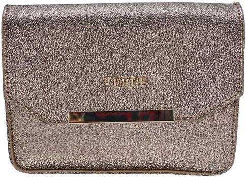 8163f8abca Γυναικείο Τσαντάκι Verde 01-0001098 Ροζ Χρυσό - Glami.gr