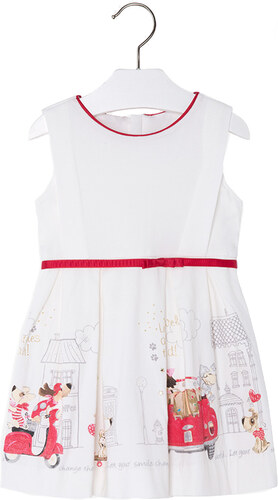 c2257ae87e2 Παιδικό Φόρεμα Mayoral 3962-071 Κόκκινο Κορίτσι - Glami.gr