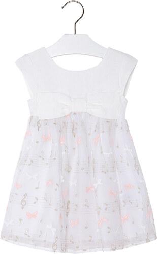 5ab244757abd Παιδικό Φόρεμα Mayoral 3916-031 Εκρού Κορίτσι - Glami.gr