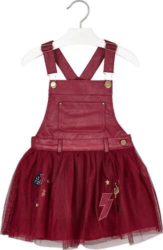 Παιδικό Φόρεμα Mayoral 18-04926-028 Μπορντώ Κορίτσι - Glami.gr 9b1dacdb33d