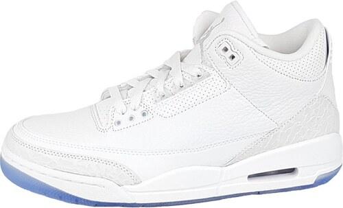 best website 76fe0 c9820 Air Jordan Retro 3 Pure White
