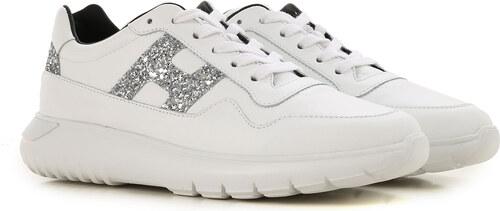 Hogan Παιδικά Παπούτσια για Κορίτσια Σε Έκπτωση, Λευκό
